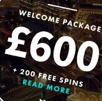 Dunder Live Casino Welcome Bonus