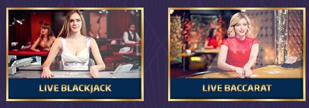 Live Lounge Live Casino Games