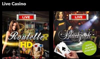 Rizk Live Casino Live Games