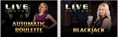 Spin Station Live Casino Games