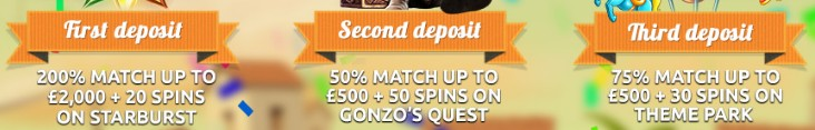 Spin Station Live Casino Match Bonus