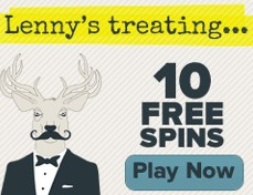 SuperLenny Live Casino Free Spins